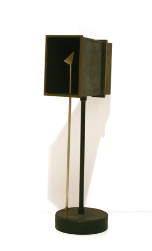 1982-Blade-Shrine-Series-Stainles-steel,-brass,-bronze-and-nickel-silver-QUT-collection,-Photo-curtesy-of-QUT